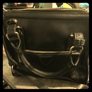 Zara original black Purse